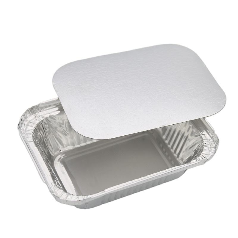 High Quality Disposable Aluminum Foil Pans With Lids Aluminum Foil Container