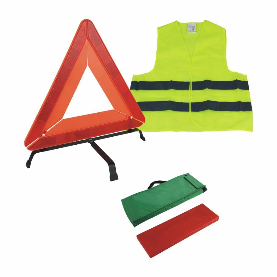 Outdoor Lightweight Reflective Road Traffic Tool Car Emergency Safety Kits
