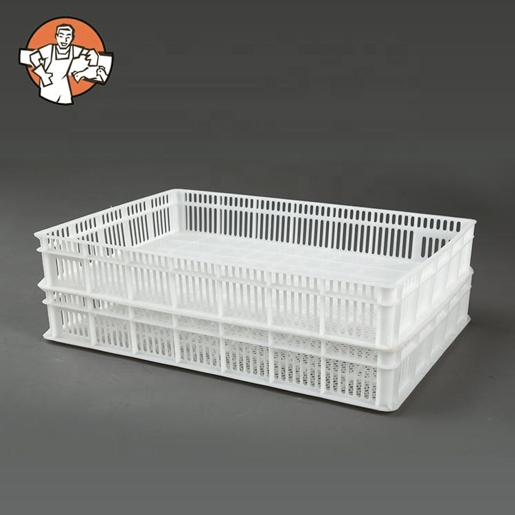 Fengmu SHF04T poultry feeding chicken duck quail seedling hatching egg incubators plastic seedling hatching tray