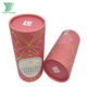 High quality tea box cylinder tea paper tube cylinder perfume box round packaging