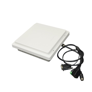 Automatic Car Parking System Mid-range UHF RFID Integrated Reader Smart Parking System 8dbi