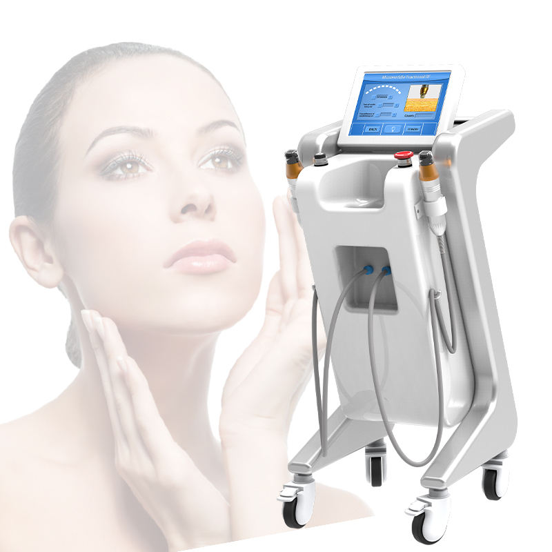 5MHZ RF skin tightening face lifting micro needle fractional rf machine/micro needle rf machine/auto micro needle therapy system