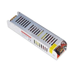 Guangdong OEM Aluminum Housing High-quality Foot Power 100W 24V 4.17A Power Supply For LED, Medical Instruments