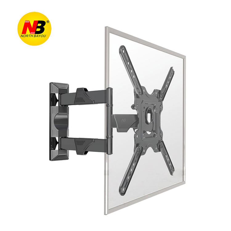 Nb p4 180 Degree Swivel TV Bracket Lcd Plasma Flat Screen Wall Mount für 14 32 42 49 50 55 Inch TVs
