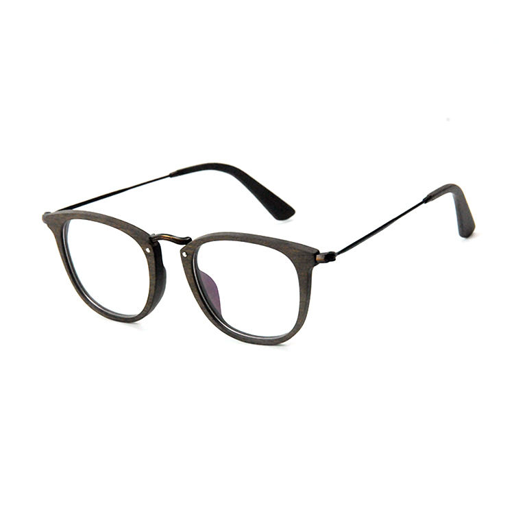 Wooden Frame Eyeglasses 2019 High Quality Handmade Frame Bamboo Eyeglasses Wood Glasses