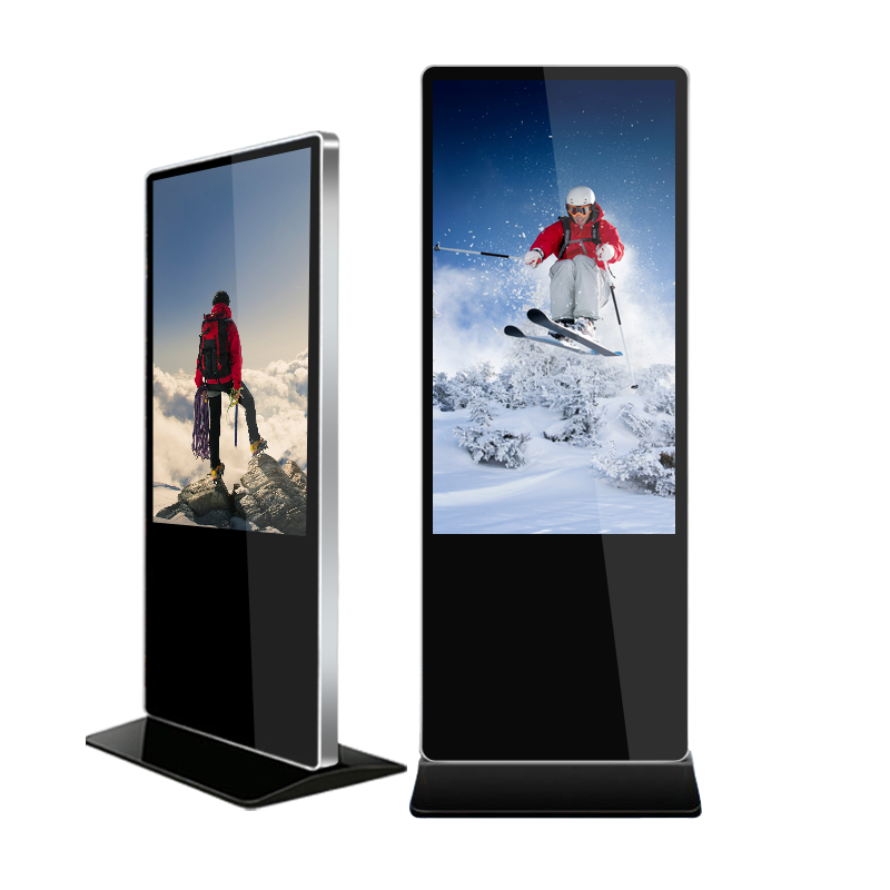 Hot Jual 1080P LCD Monitor Stand Digital Signage