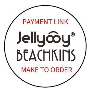 Jellyoy beachkins jelly purse bags link for paymentサンプル料金オーダーメイドカスタムオーダー支払いリンクビキバッグ
