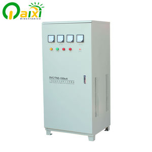TNS-75KVA 3 Phase Voltage Stabilizer Diagram Sirkuit