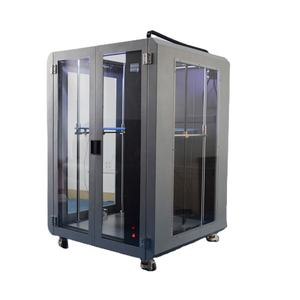 600X600X1000 Mm Hoge Precisie Grote 3D Printer En Digitale 3D Printer Met Filament Detectie
