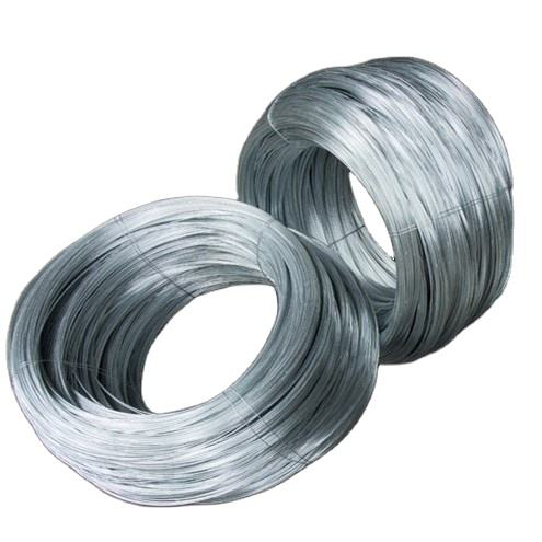High Tension Hot Dipped Galvanized Binding Wire Steel Wire