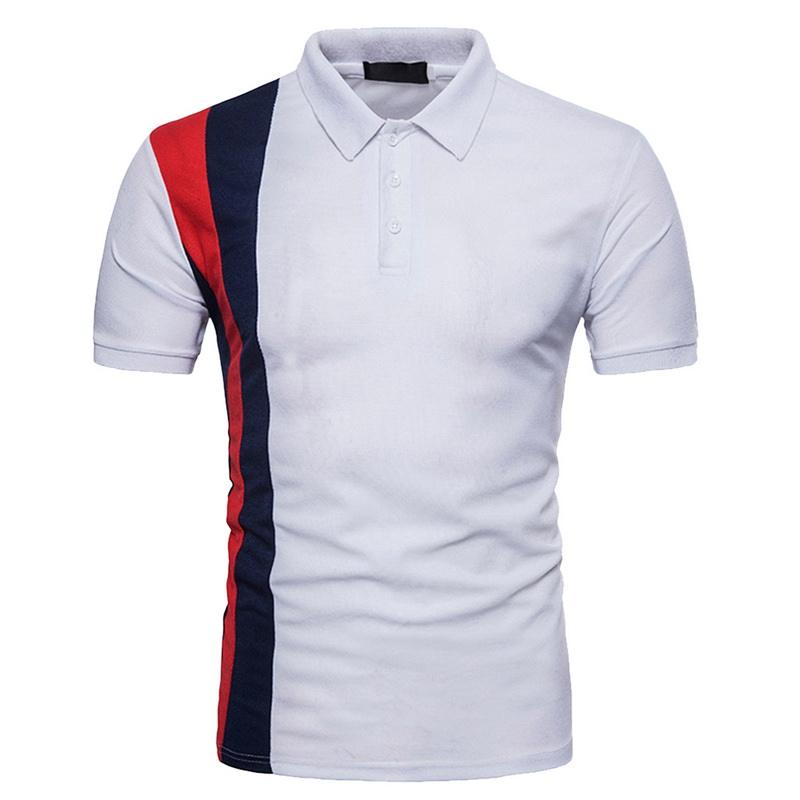 OEM Men's 100%polyester Wicking Mesh Eyelet Golf Short Sleeve Polo Shirt For Wholesale