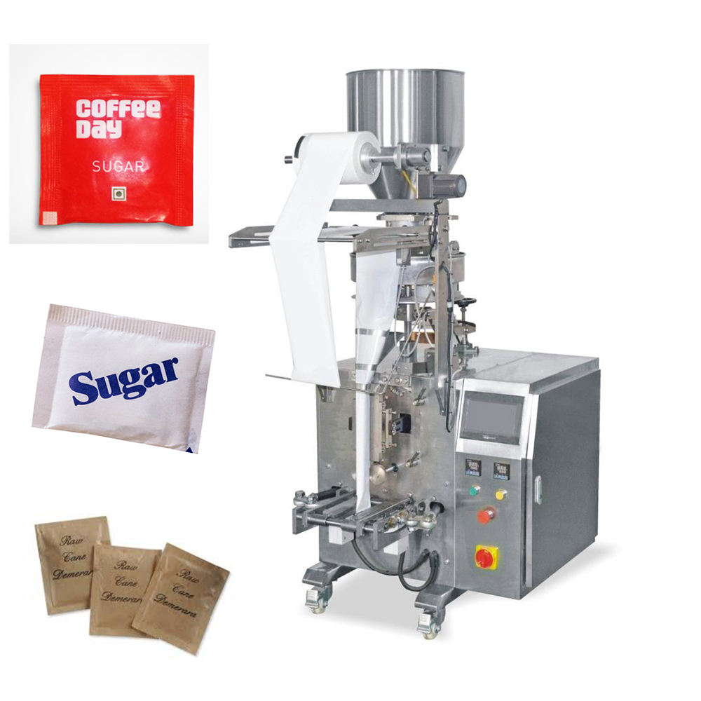 Multi-Function Automatic Sugar Salt Stick Packaging Machine,Coffee/Milk Powder Sachet Packing Machine Price