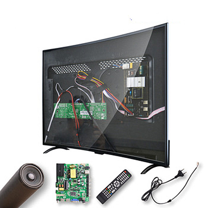 Cheap Television <span class=keywords><strong>LED</strong></span> TV 32低価格AndroidホテルTV New Television Sets 32 43 LCD <span class=keywords><strong>LED</strong></span> TV CKD SKDアセンブリスペアパーツ