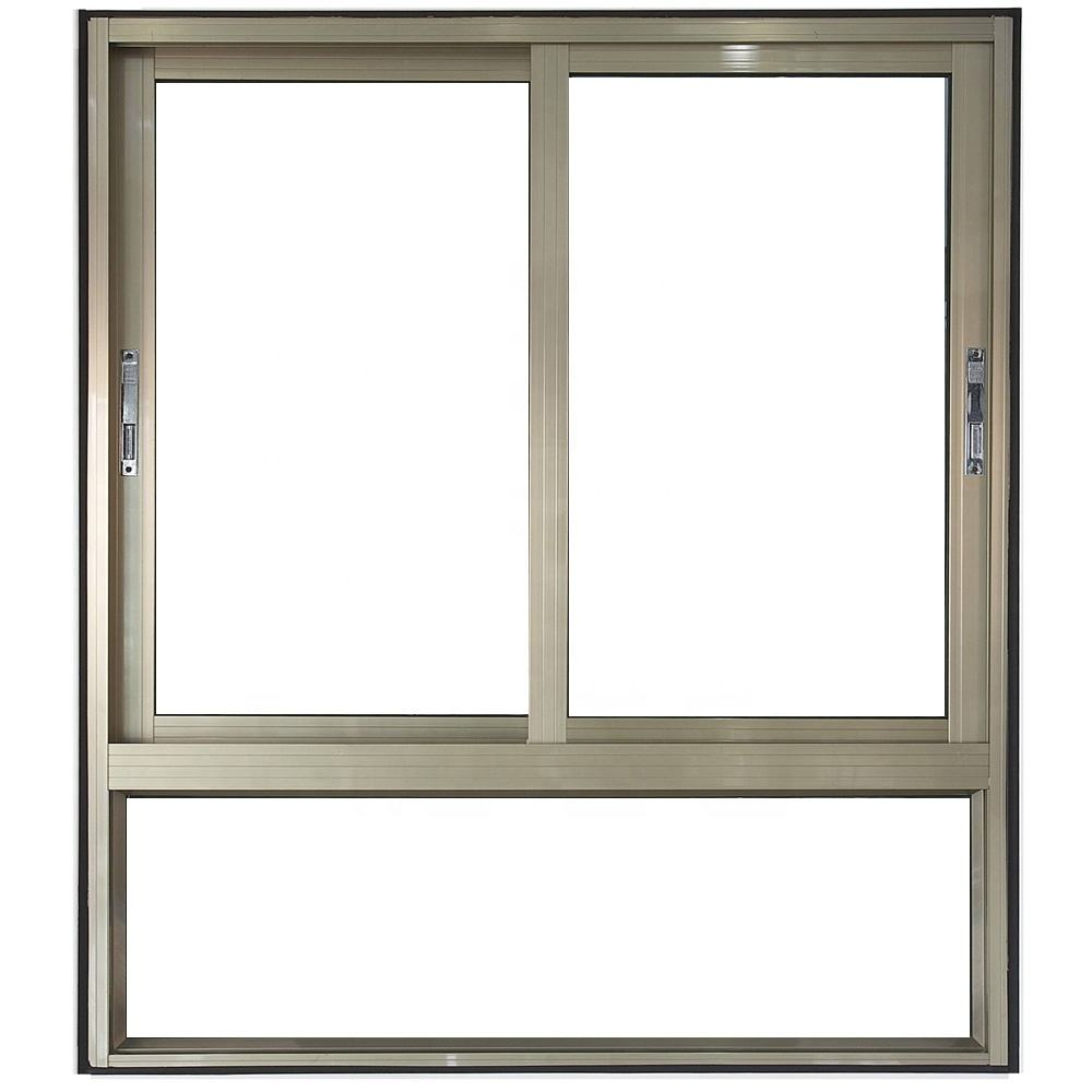 Special Offer Stock double glazed windows Aluminum alloy sliding window cheap aluminum windows