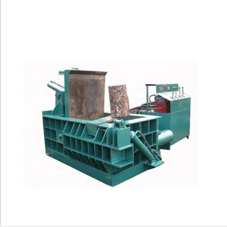 Large scale aluminium chip hydraulic pressing machine/mobile scrap metal shear baler