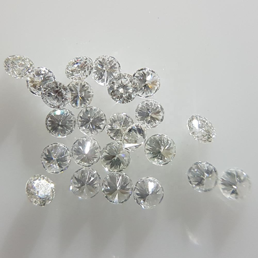 1.6-2.0ミリメートル1cts Mix Lot VS Clarity F Colour Natural Loose Brilliant Cut Diamonds Clean White Round