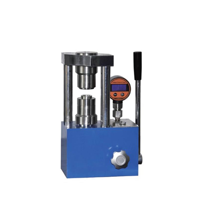 CR2016, CR2025, & CR2032 Manual Coin Cell Crimping Press,Coin Cell Crimping Machine