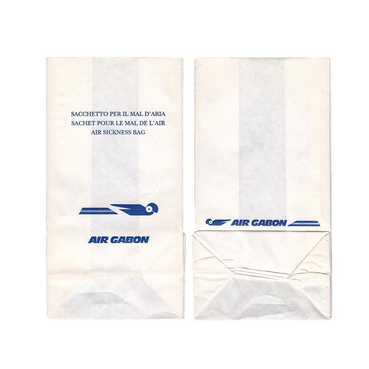 Recyclable Custom Printed waterproof Pharmacy Medical Sickness Kraft Paper Bags