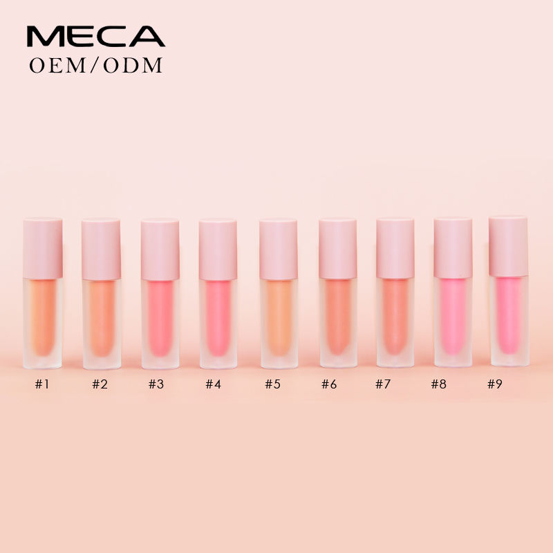 High Pigmented Waterproof Liquid Blush Long Lasting Face Blusher Matte 18 Colors Available