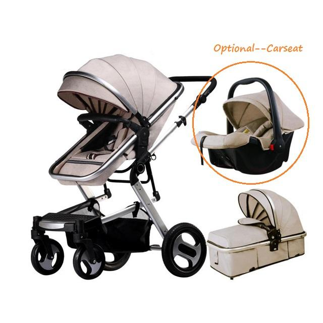 Wholesale Travel System With Carrycot Lightweight Cheap Baby Stroller 3 In 1