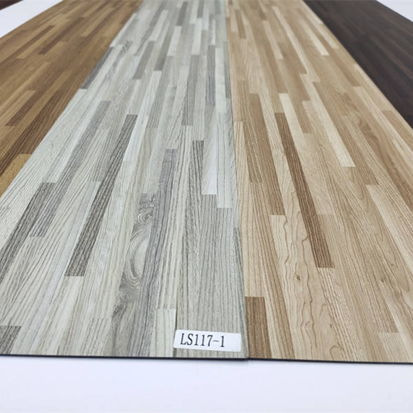 1.2mm Wooden Dry Back Vinyl Plank Flooring with high quality cheapest Luxury Vinyl Tile PVC Flooring
