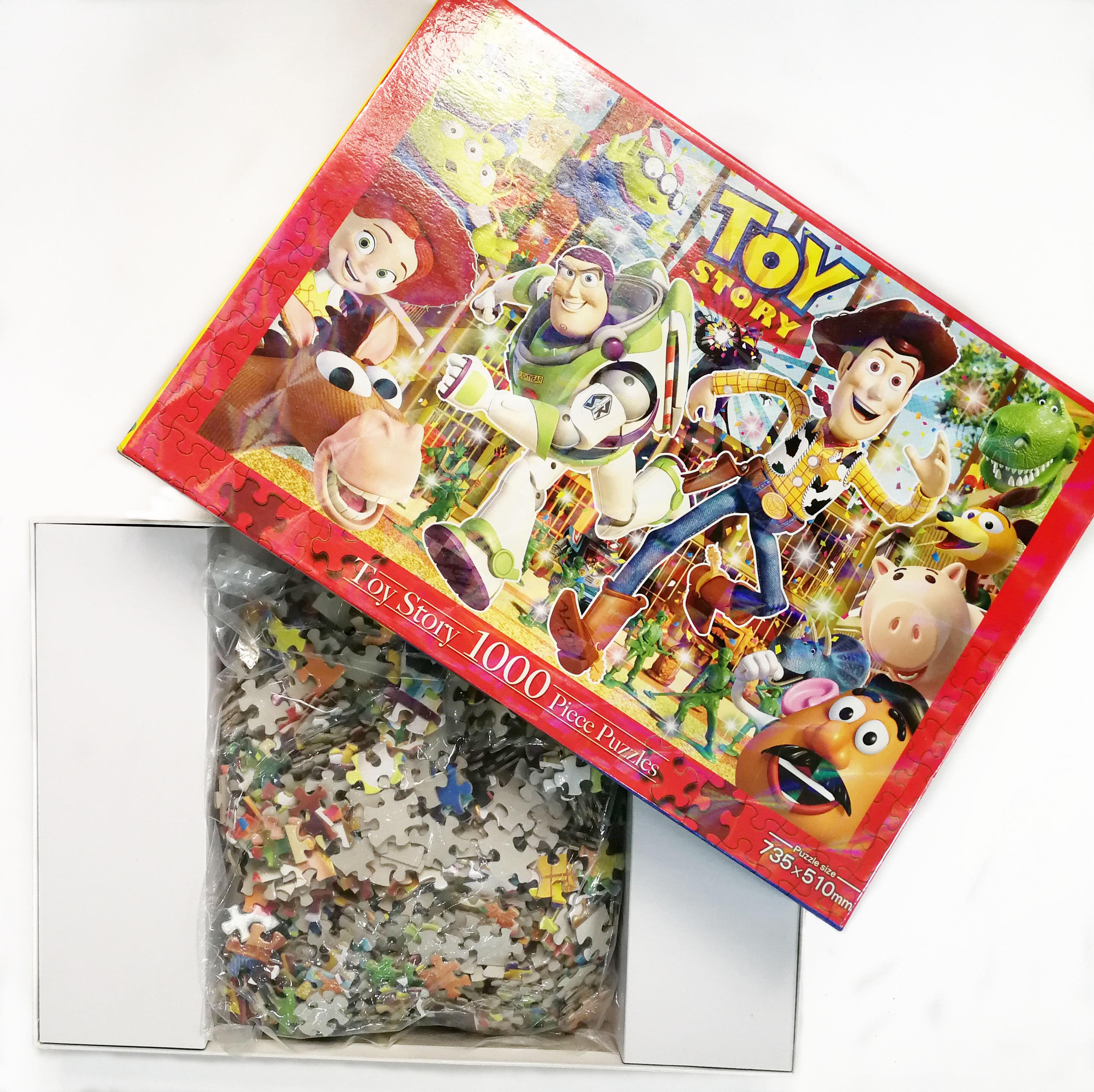 Film Laser puzzle/puzzle jouets 3D puzzles