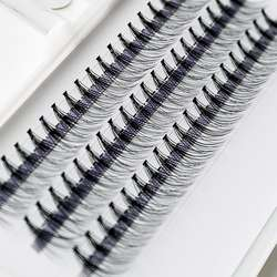 Pre Made Fans 10D handmade Russian volume lashes 0.07 mm thi