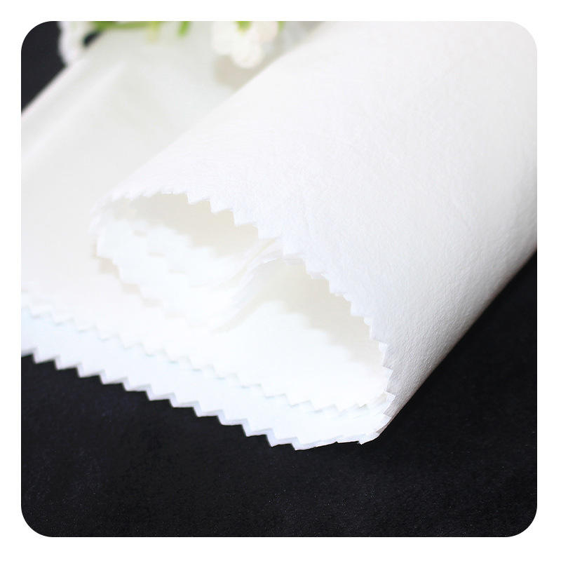 china PE polypropylene laminated medical non-woven cloth fabric with breathable membrane for production suit/exposure suit bag