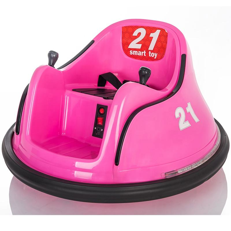 2020 hot sale kidzone bumper car electric toy cars for kids to drive baby ride on car