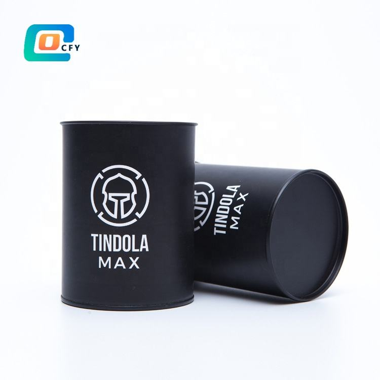 2020 Hot Popular Wholesale Custom Logo Printing Cosmetic Glass Packaging Box Paper Jar