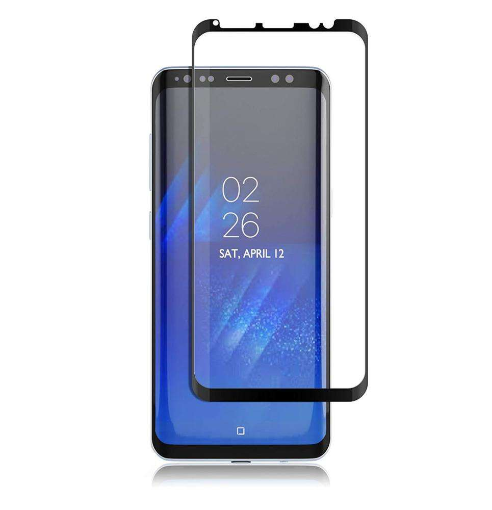 High quality factory price tempered glass screen guard for galaxy s8 film