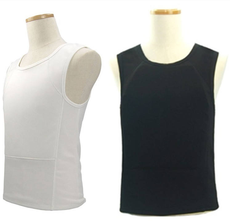 bulletproof t-shirt vest ultra thin made with PEUD