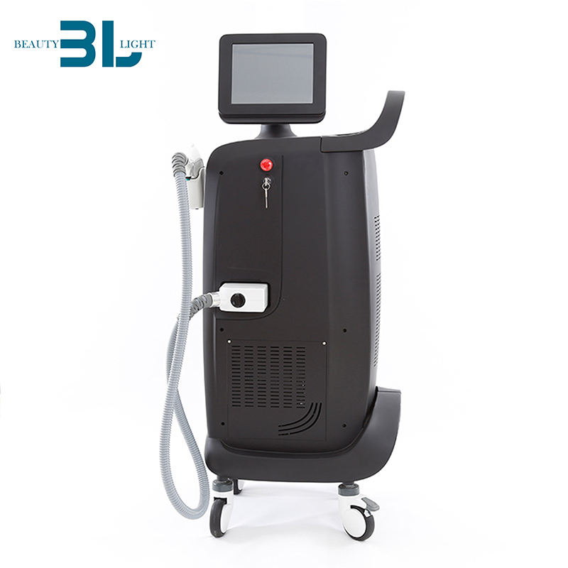 10% Promo 808nm Diodo Laser 3 Wavelength Alexandrite Laser For Hair Removal/755 808 1064 Diode Machine