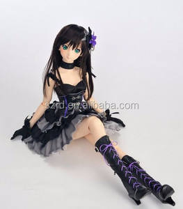 Aangepaste anime cartoon bunny girl PVC action figure speelgoed