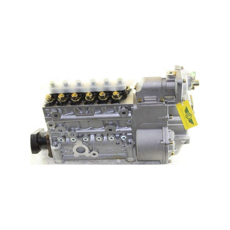 CNHTC Sinotruk 371 Mixer Truck Parts VG1560080023 HOWO WD 615.47 Engine High Pressure Fuel Injection Pump