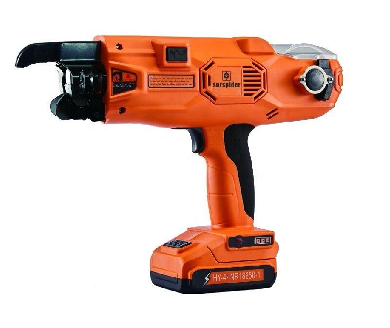 New Surspider electric Brushless Cordless Concrete power Tools /rebar tying machine/ rebar tier