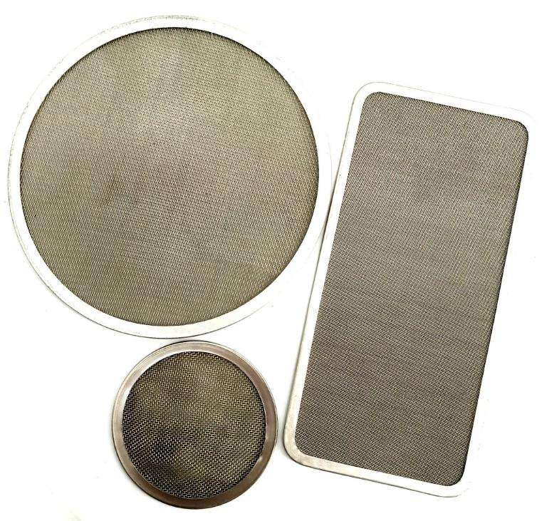 Sintered 5 10 60 100 micron stainless steel filter mesh Perforated Sheet Sintered Filter Mesh/Tobacco Pipe Stems/Pipe Screen