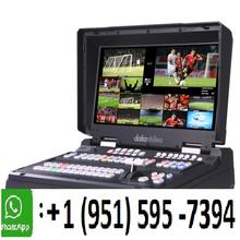 Clean Service NEW Datavideo HS-2850-12 HD/SD 12-Channel Portable Video Studio