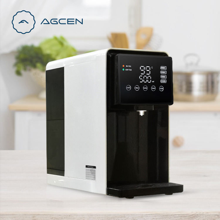 Agcen portable water purifier with six temperature of water