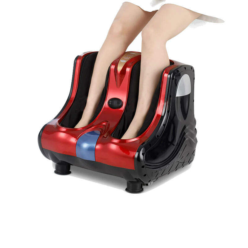 SUPER Electric Kneading Rolling foot leg massage machine