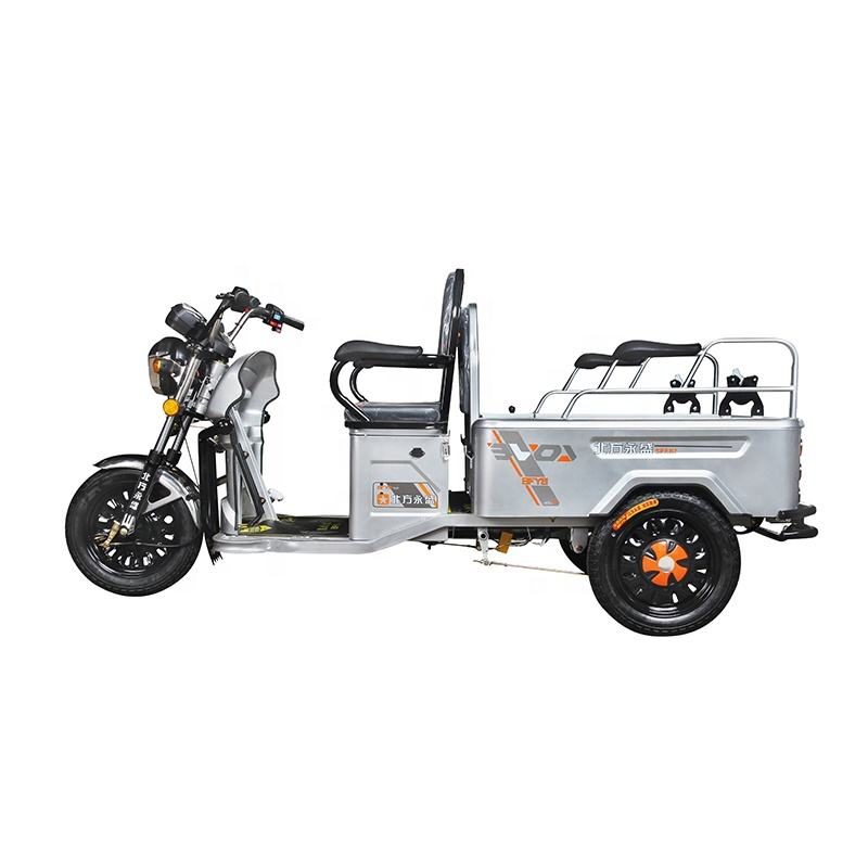 3 wheels electric scooter tricycle trikes industry battery car 650w electric scooter for elderly