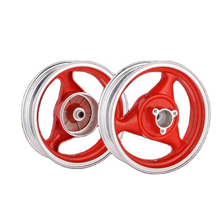 GY6 scooter alloy wheel rims