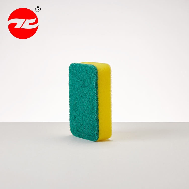 Household Blind Window Cleaning Sponge Dish Washing Sponge Scourer