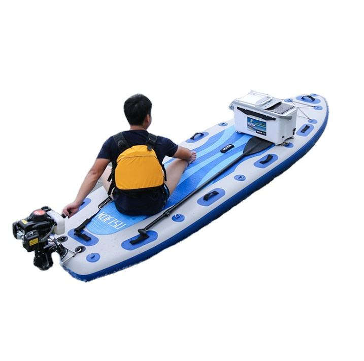 4.5M PVC board valve Surfing board Inflatable wing surf Board motor surf jet