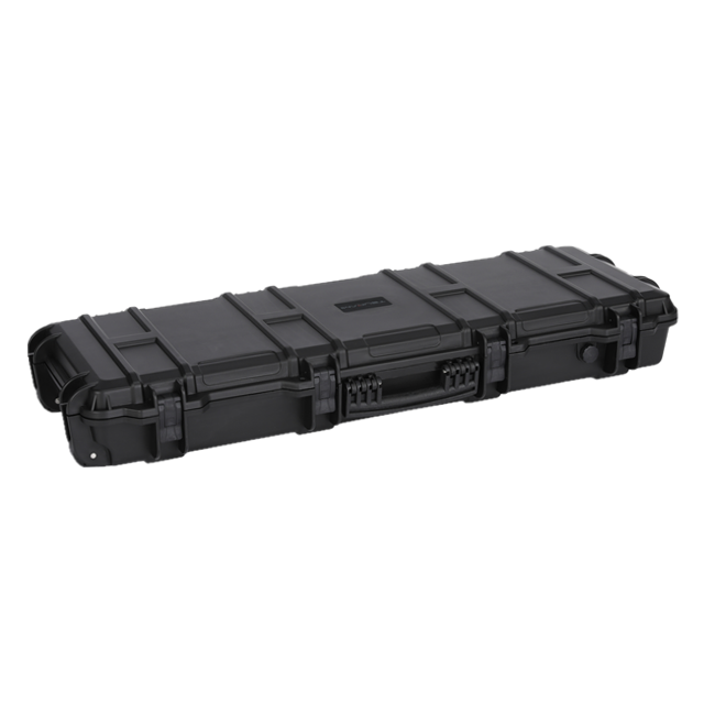 Luggage Safety Case Waterproof Military Long Hard Plastic Gun/Airsoft Case