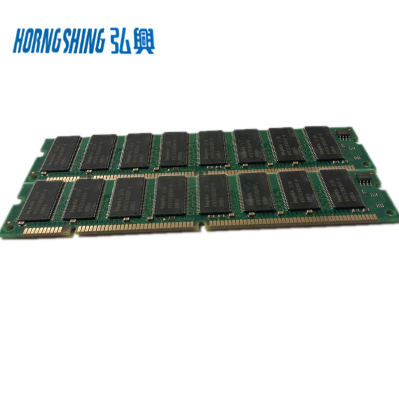 Horng Shing Supplier 256MB PC133 64Bit SDRAM Parts Of Computer RAM Memory Chip Memoria Ram Used