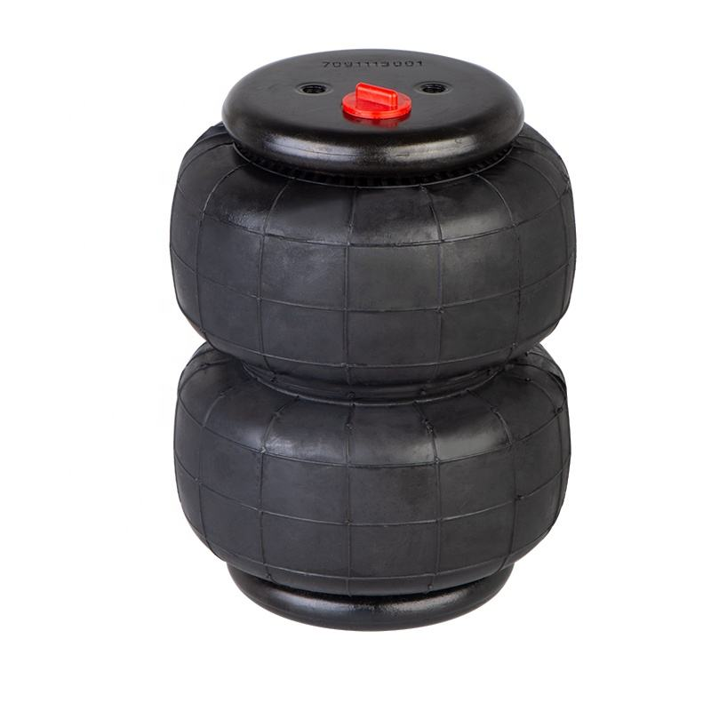 Double Convoluted Airbag 2E2500 Air Lift Truck Spare Parts for American Pick Up air suspension