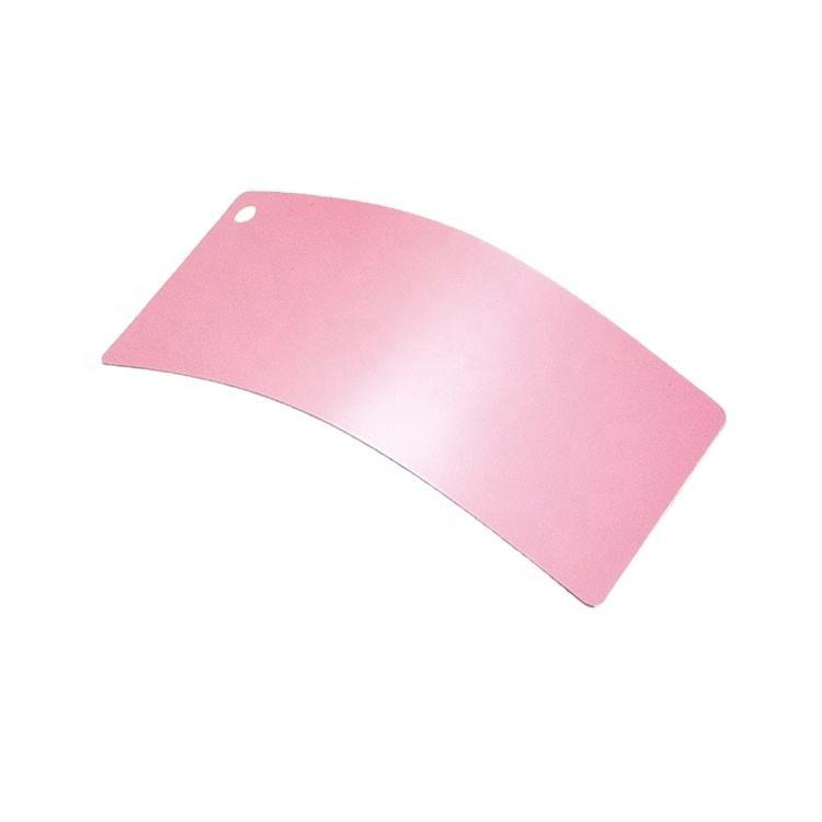 Pearl Metal Pink pvc film manufacturer pink car wrap vinyl in China