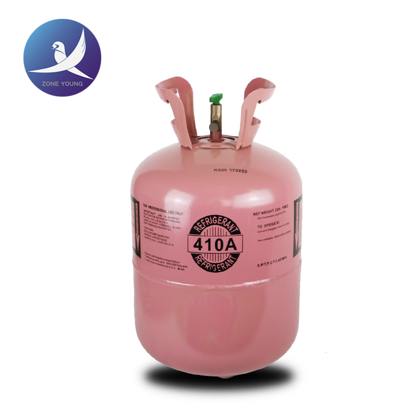 Widely Used R-410a Refrigerant Gas