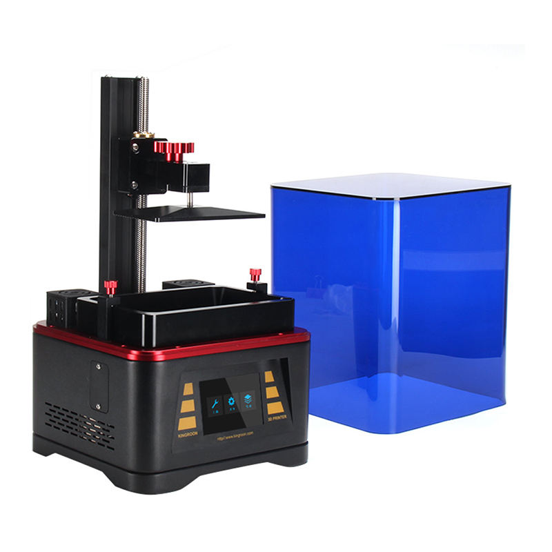 Hot Selling Desktop Project 180*180*180 Fast High Accuracy Small Resin Printer 3D